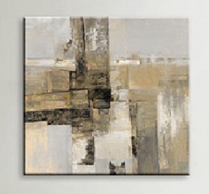 tableau peinture et metal