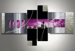Tableaux design fresh city