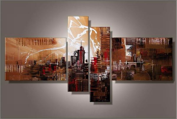 Tableaux design Choco City