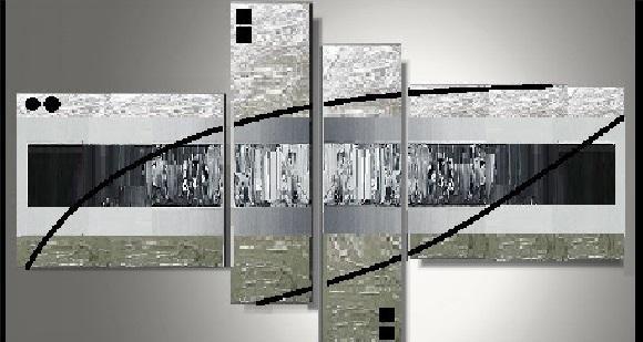 Tableau Deco Tableaux Contemporain Decoration Murale Design Et