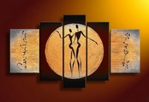 Tableaux design Equilibre contemporain