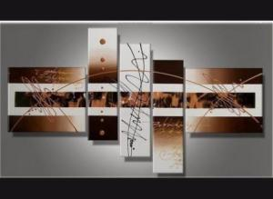 Tableau contemporain Sweet choco Design