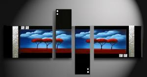 Tableaux design zen Pop Arbres