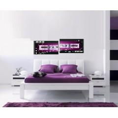 tableaux design fuschia modernes et abstraits ejrac. Black Bedroom Furniture Sets. Home Design Ideas