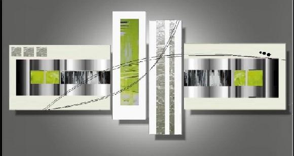 tableau contemporain design gris. Black Bedroom Furniture Sets. Home Design Ideas