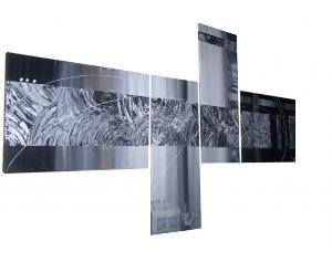 Tableaux design Gris anthracite