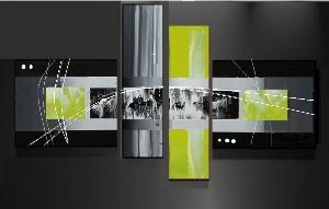 Tableaux design Green Day Luxy