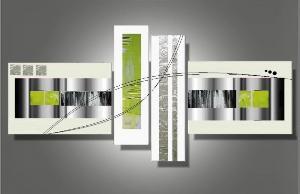 Tableau Triptyque Design - Tableau deco EJRAC.